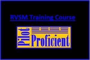 RVSM logo